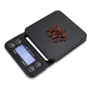 Báscula de Alta Precisión para Granos de Café Barista