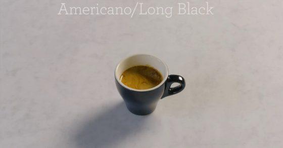Café Americano Máquina de Espresso The Oracle