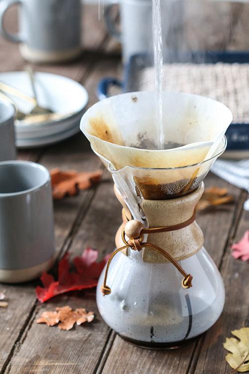 Cafetera Chemex Recetas de Café