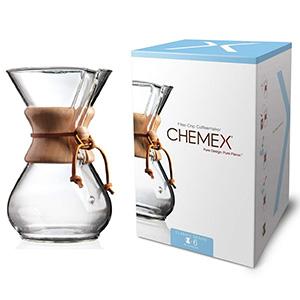 Cafetera Chemex Método Filtrado