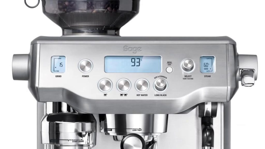 Máquina de Café Espresso Sage Appliances The Oracle