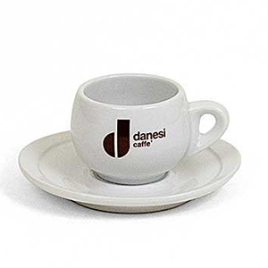 Danesi Demitasse Taza Para Espresso 2oz