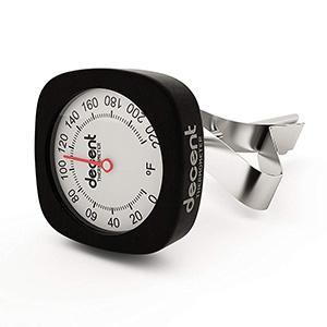 Termómetro Análogo Decent Espresso Para Barista