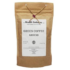 Granos De Cafe Verde Green Coffee Bean 100% Natural