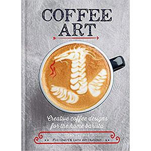 Libro Barista Coffee Art Aprende Las Técnicas Del Latte Art