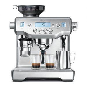 Cafetera Espresso Doble Caldera Sage Appliances The Oracle