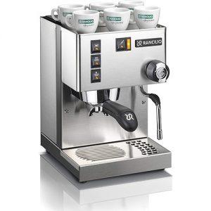 Cafetera Espresso SemiAutomática Rancilio Silvia
