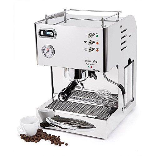 Máquina Espresso Dual Boiler Quick Mill Silvano Evo