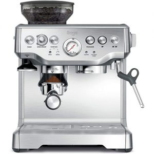Máquina Espresso Semi Automática Sage Appliances The Barista Express