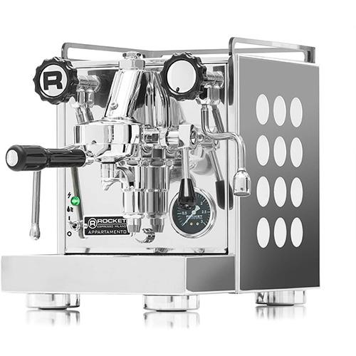 Rocket Appartamento Máquina Espresso Heat Exchange