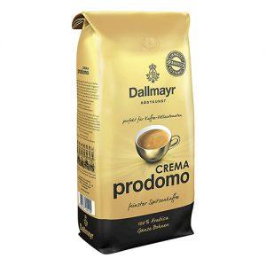 Dallmayr Crema Prodomo Café En Granos Para Espresso