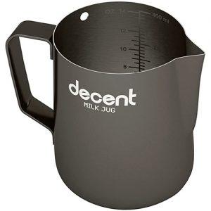 Decent Espresso Jarra De Leche Profesional Para Baristas 350ml