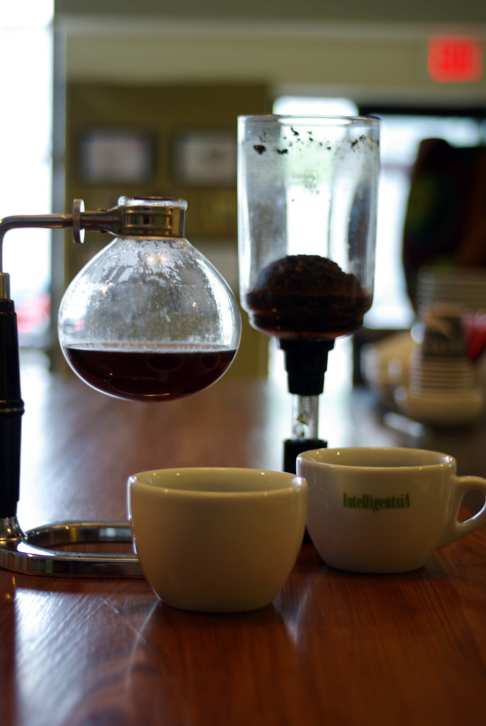 Qué Es Una Cafetera Sifón O De Vacío