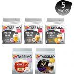 Cápsulas De Café Discover Bundle Compatibles Con Cafeteras Tassimo