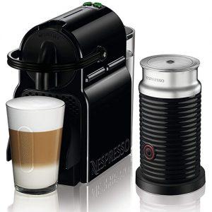Cafetera De Cápsulas Nespresso DeLonghi Inissia Milk