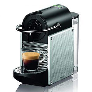 Cafetera Monodosis Nespresso De'Longhi Pixie EN124.S