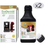 EcoDescalk Descalcificador Liquido 100% Natural Para Cafeteras Automáticas