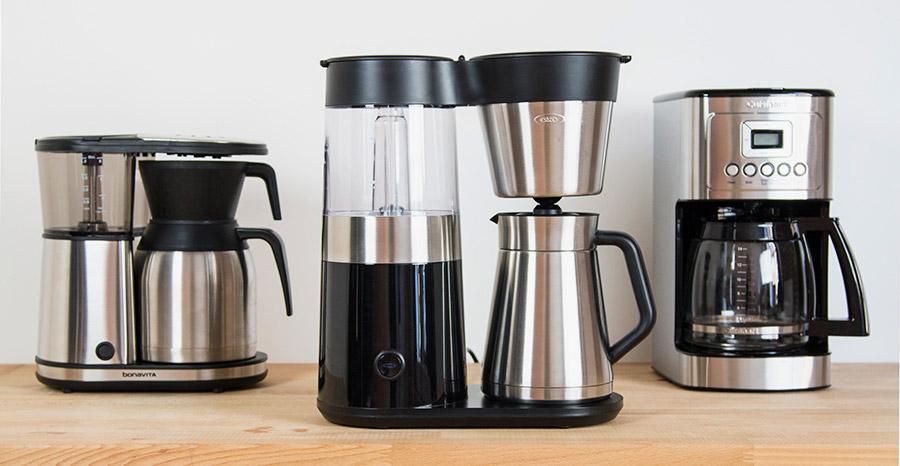 Guía Cómo Elegir Cafetera De Goteo