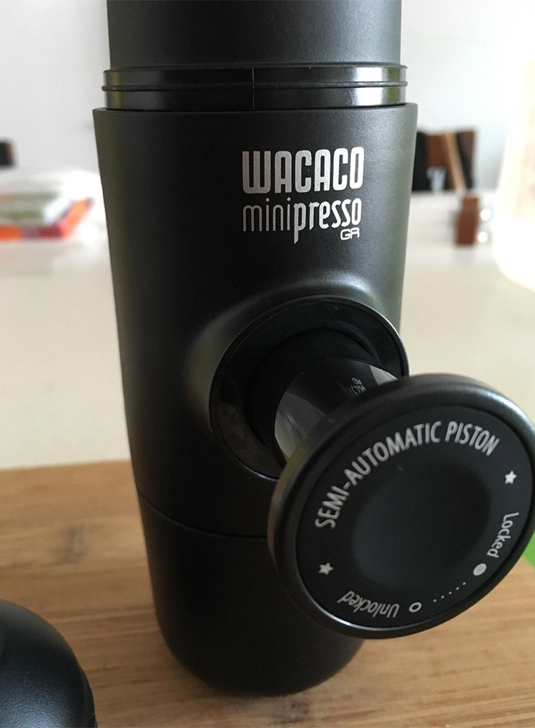Qué Es Una Cafetera Espresso Portátil