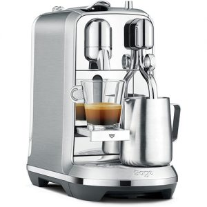 Sage Appliances The Creatista Plus Cafetera De Cápsulas Nespresso