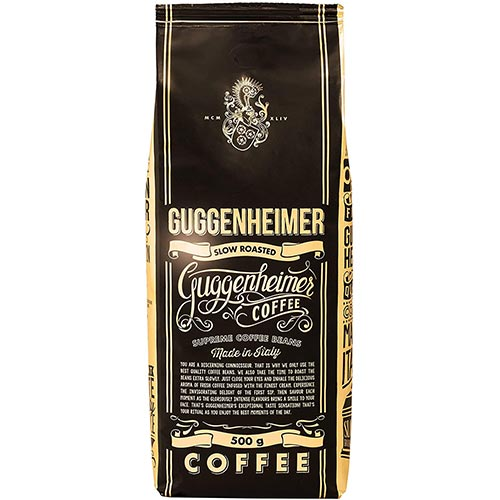 Café En Granos Tostado Extra Lento Poco Ácido Y Sustancias Amargas