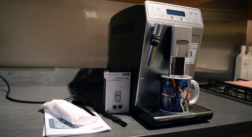 De'Longhi Autentica Plus Cafetera Espresso Automatica