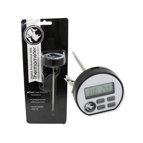 Rhino Coffee Gear Termómetro Digital Profesional Para Baristas