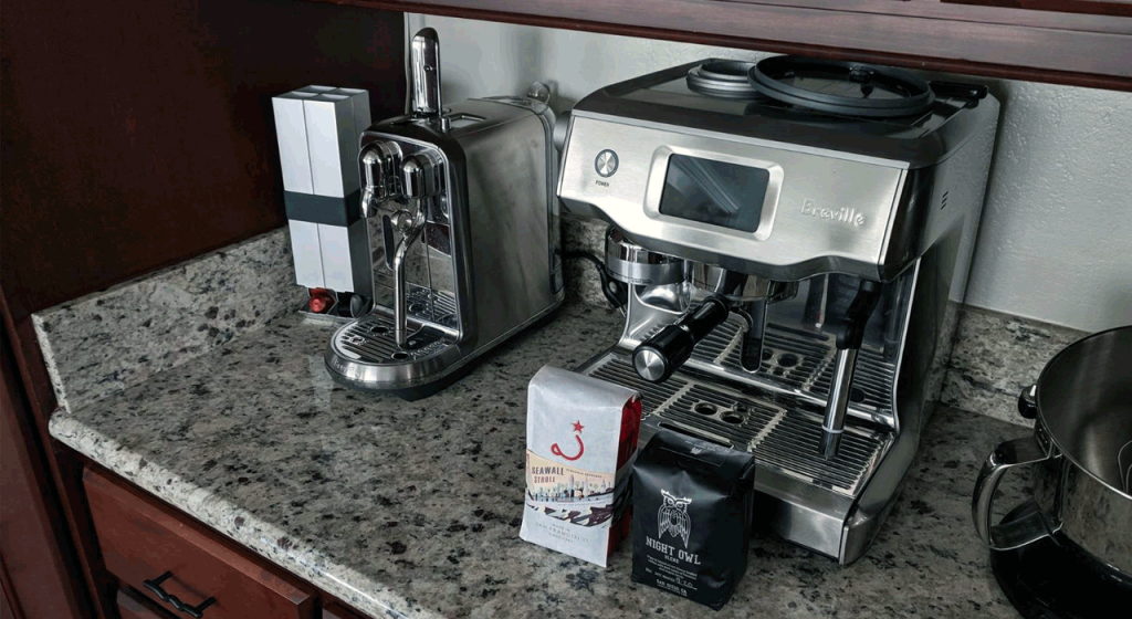 sage appliances the oracle touch maquina espresso super automatica
