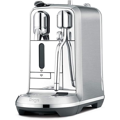 Cafetera De Capsulas Sage Appliances Nespresso The Creatista Plus Modelo Acero Inoxidable Cepillado
