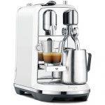 Cafetera Monodosis Sage Nespresso The Creatista Plus Modelo Blanco Perla