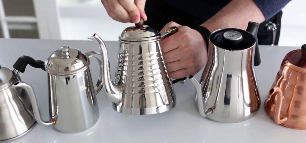 Cómo Elegir El Hervidor De Agua Perfecto Para Preparar Café Y Té