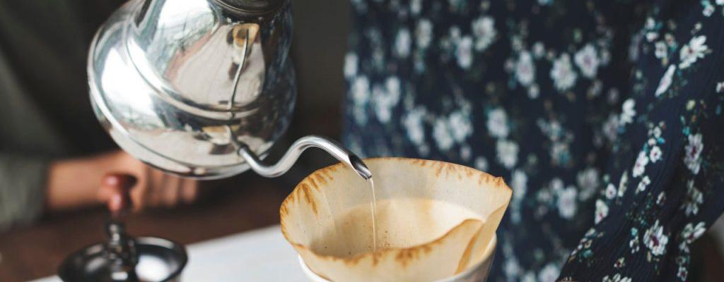 Hervidores De Agua Para Preparar Café Método Pour Over