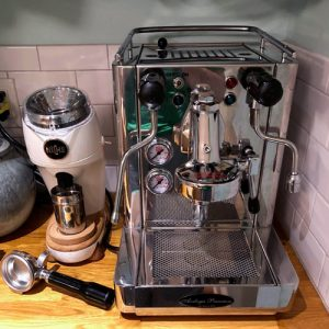 Quick Mill 0980 Andreja Premium Maquina Espresso Profesional