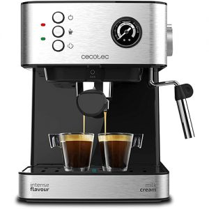 Cafetera Cecotec 20 Professionale Con Vaporizador