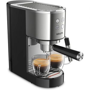 Máquina De Café Espresso Krups Virtuoso