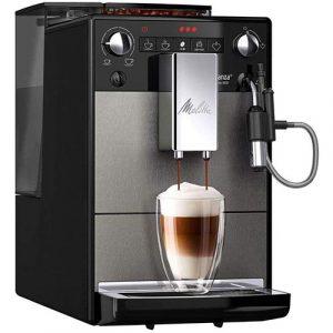 Melitta Avanza Cafetera Automática para espresso y capuchinos