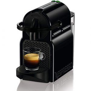 Nespresso De'Longhi Inissia Cafetera De Cápsulas Automática Para Capuchinos