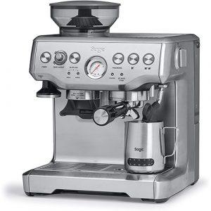 Sage Appliances The Barista Express Cafetera Para Espresso Y Capuchinos