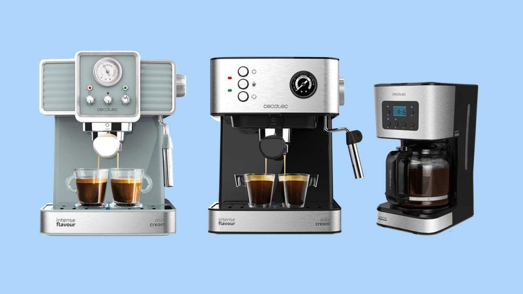 Cafeteras Cecotec Mejores Modelos De Cafeteras Cecotec Automáticas
