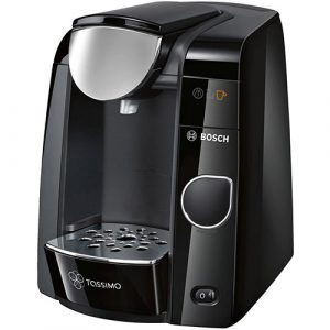 Cafetera Automática De Cápsulas Bosch TAS4502 Tassimo Joy