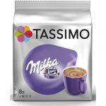 Milka Chocolate Caliente Cápsulas T-Disc Para Cafeteras Tassimo