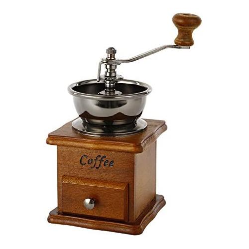 Amoladora Vintage Manual Para Granos De Café