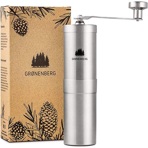 Groenenberg Molino De Café Manual