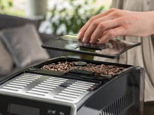 Maquina Espresso DeLonghi Autentica Plus Molinillo De Granos De Café En Grano