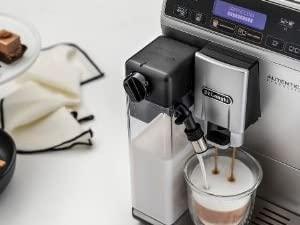 Maquina Espresso DeLonghi Autentica Plus Sistema De Leche LatteCrema