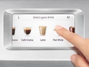Maquina Espresso The Oracle Touch Personalizar Hasta 8 Cafes Diferentes Y Asignarles Un Icono Y Nombre Unicos