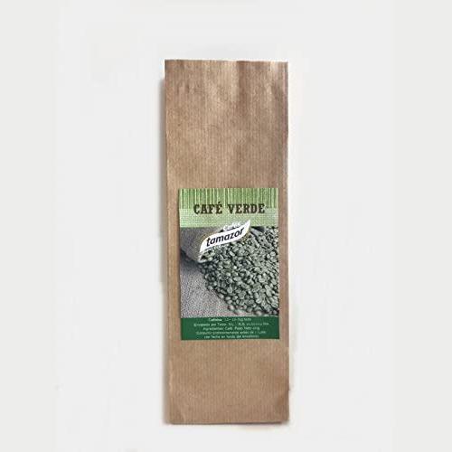 Tamazor Café En Grano Verde Sin Tostar 250 Gr Blend De Arabica Con Mezcla De Uganda