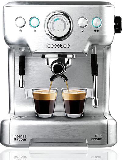 Cecotec Cafetera Espresso Barista Pro Comparativa