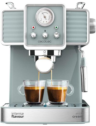 Cecotec Cafetera Espresso Tradizionale Comparativa