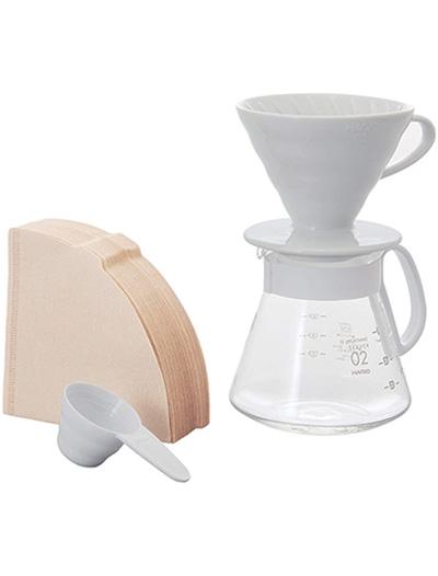 Hario-Cafetera-De-Goteo-V60-Tamaño-02-Cristal-Comparativa